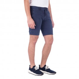 New Brighton - Short Chino Slim (Navy)