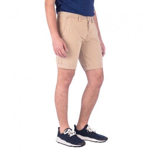 New Brighton - Shorts Bermuda Masculina (Mud)