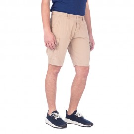 Dover - Men's Cargo Shorts (Mud)