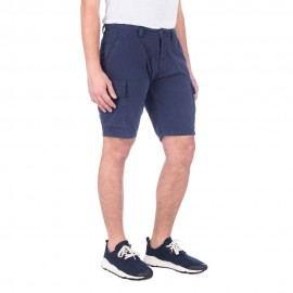 Dover - Men's Cargo Shorts (Navy)