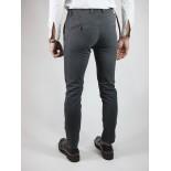 Soho - Pantalone Chino Slim Ghost