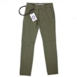 Carnaby - Pantalone Chino Slim Military