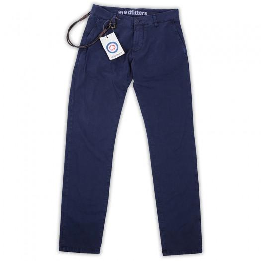 Carnaby - Pantalone Chino Slim Navy