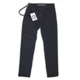 Park Lane - Pantalone Chino Slim Ghost