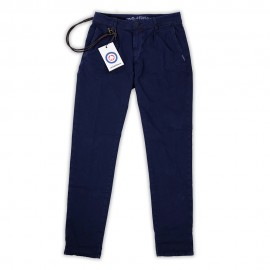 Park Lane - Pantalone Chino Slim Navy