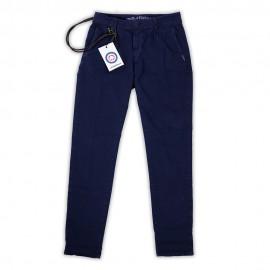 Park Lane - Pantalone Chino Slim Navy
