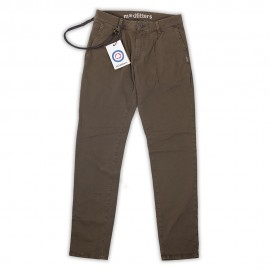 Park Lane - Pantalone Chino Slim Jungle