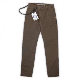 Park Lane - Pantalone Chino Slim Jungle