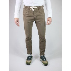 Bristol - Pantalone Chino Regular Jungle