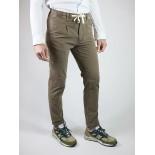 Bristol - Pantalone Chino Regular Jungle