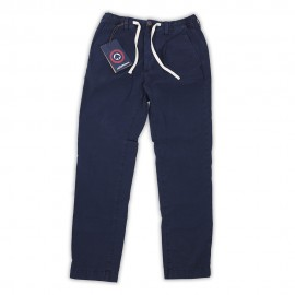 Bristol - Pantalone Chino Regular Navy