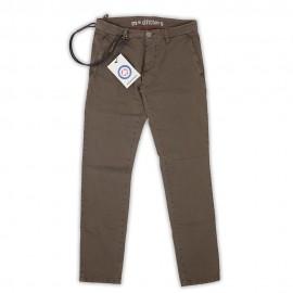 Soho - Pantaloni Chino Slim Stone