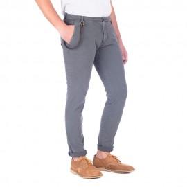 Carnaby - Pantalone Chino Slim (Carbon)