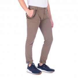 Carnaby - Pantalone Chino Slim (Jungle)