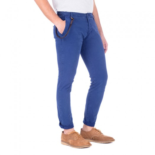 Carnaby - Pantalone Chino Slim (Massaua)