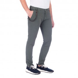 Soho - Pantalon Homme (Army Green)