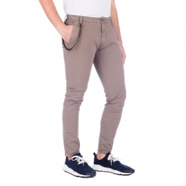 Soho - Pantalone Chino Skinny (Jungle)