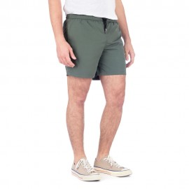 Wight - Herren Bade-Boxershorts (Green)