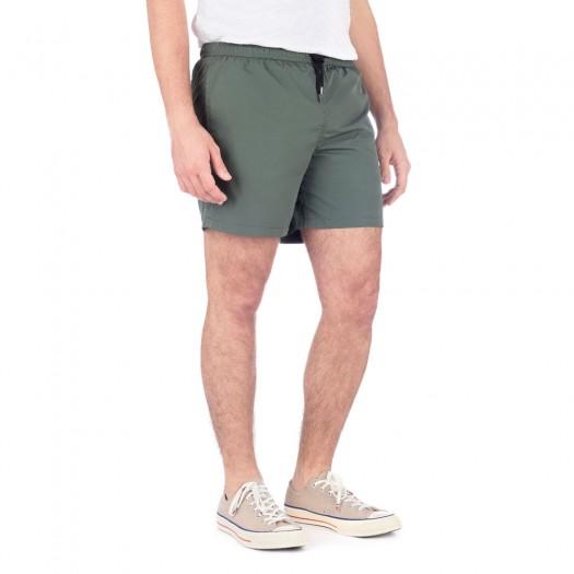 Wight - Herren Bade-Boxershorts (Green)