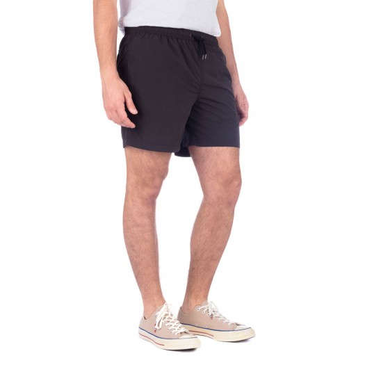 Wight - Herren Bade-Boxershorts (Black)