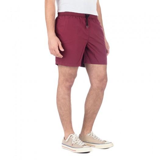 Wight - Pantalones Playa Hombre (Bordeaux)